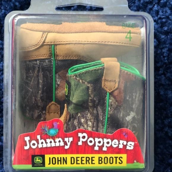 John Deere Other - Baby boots